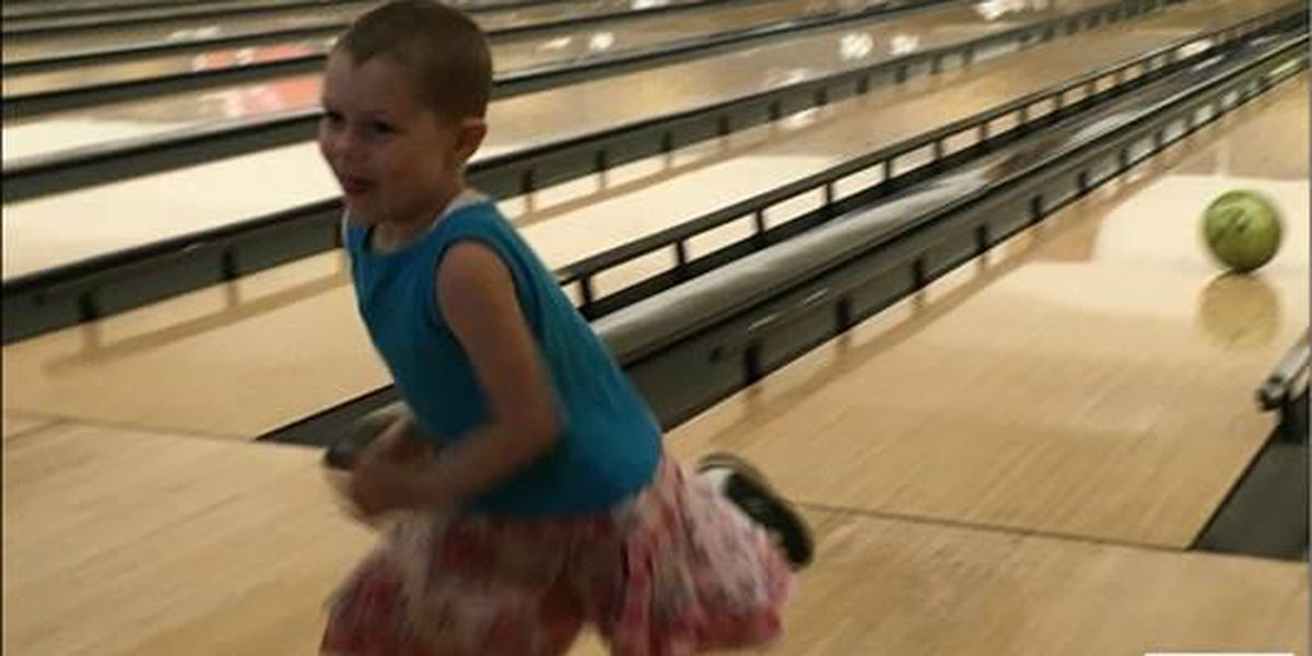 Molly's Kids: 5-year-old with aggressive cancer celebrates remission