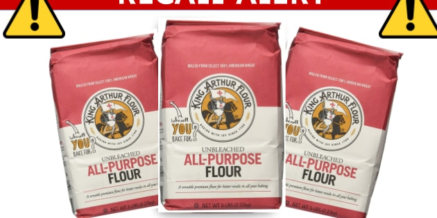 Flour sold at Target, Walmart nationwide being recalled due to E. coli