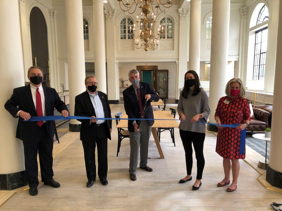 Cabarrus Center for Innovation and Entrepreneurship opens
