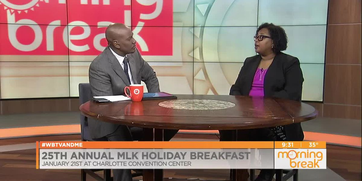 The 25th Annual MLK Holiday Breakfast