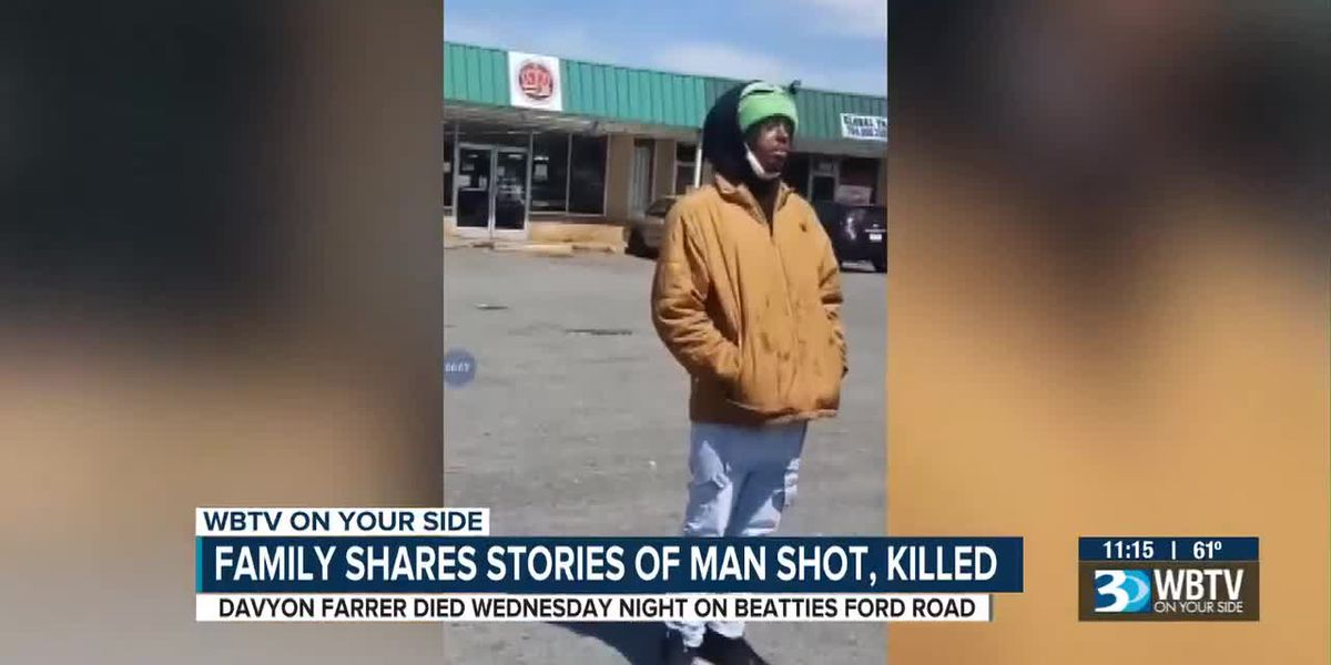 Family shares stories of man shot and killed