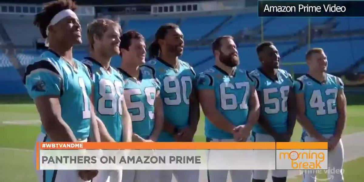 Panthers on Amazon Prime