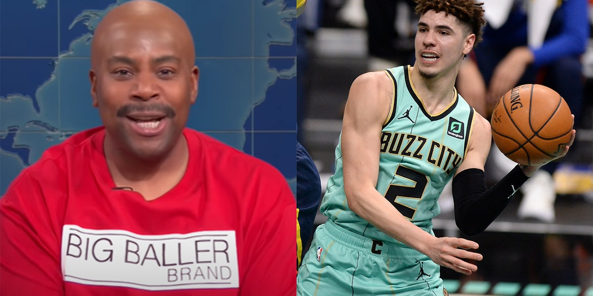 SNL gave Charlotte a nickname you're not going to like in sketch about LaMelo Ball