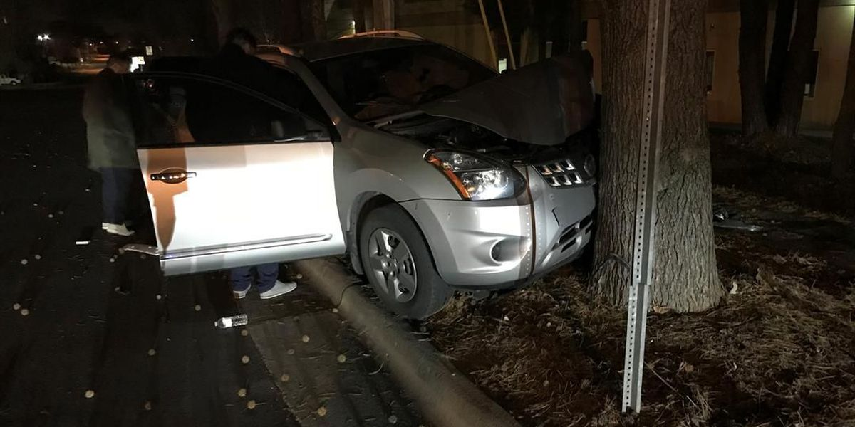 Minor injuries reported in west Charlotte hit, run
