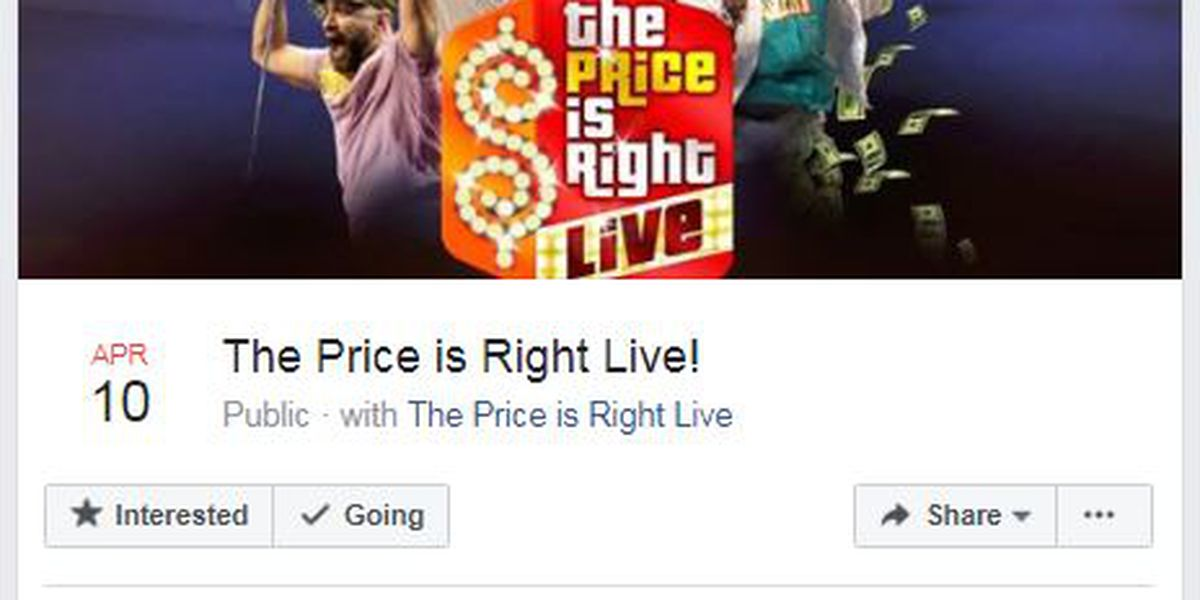 Price is Right coming to Charlotte