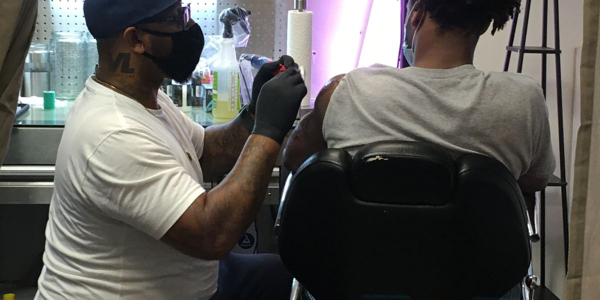 Charlotte tattoo shop owner feels no choice but to reopen despite N.C. 'Stay At Home' order