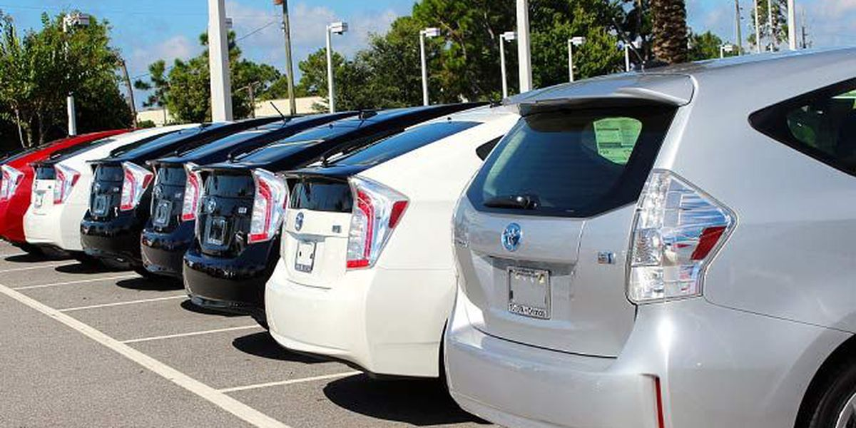 How to turn in your Toyota lease in N Charlotte