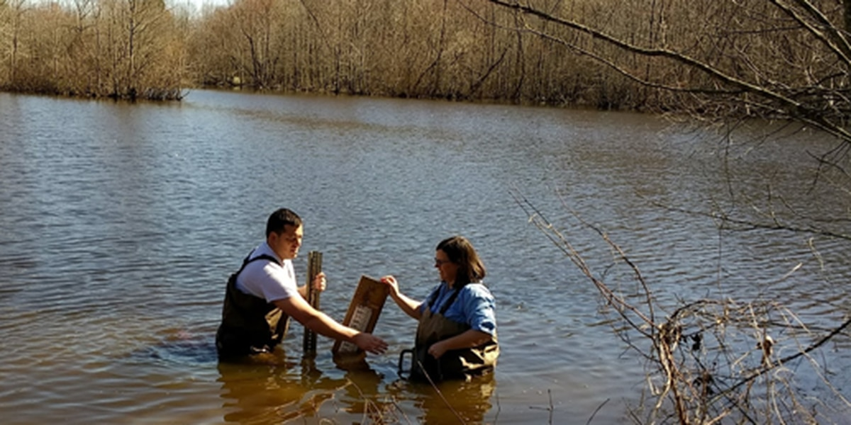 Catawba College joins the UNC-Chapel Hill lake level monitoring project