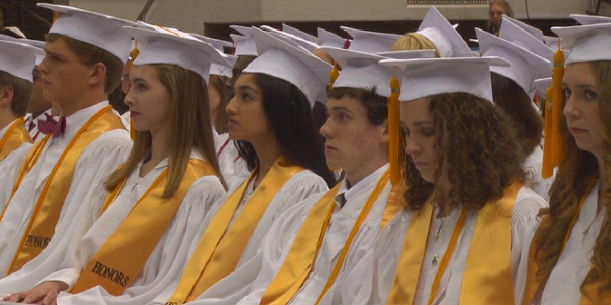 Huntsville City Schools eliminating valedictorian, salutatorian honors