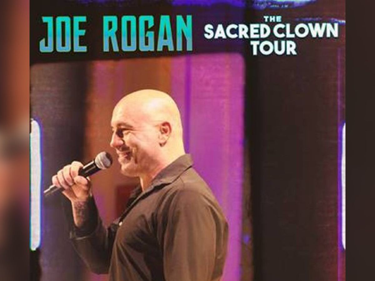Comedian Joe Rogan to make stops in Charlotte, Raleigh on his Sacred Clown Tour