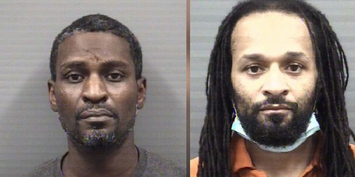 York County men charged in Rowan County with trafficking cocaine, meth
