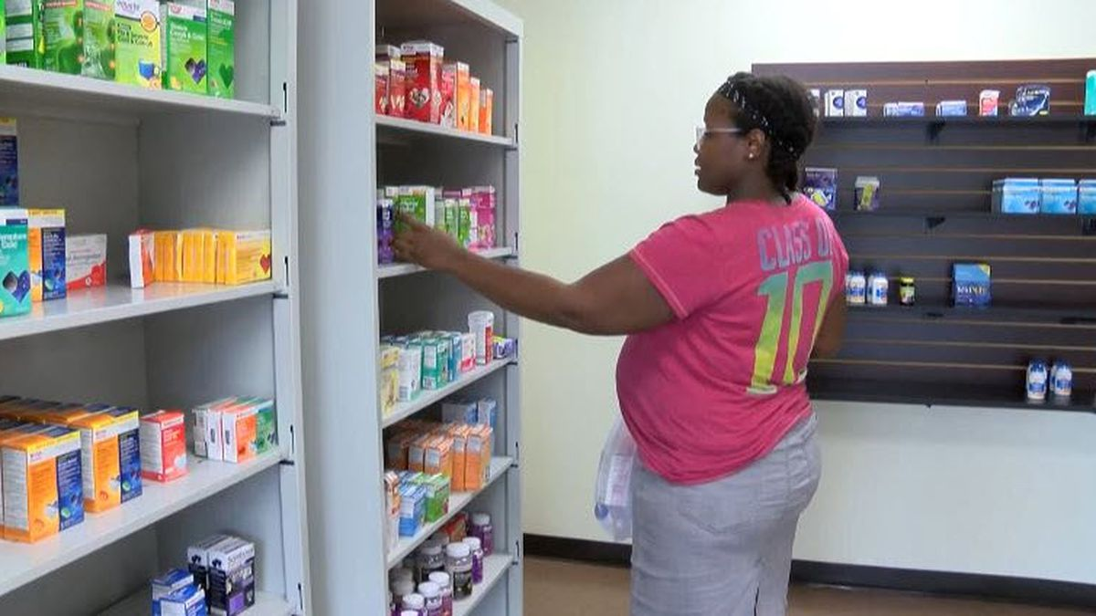 MedAssist Free OTC Store aimed at helping low-income families and the uninsured