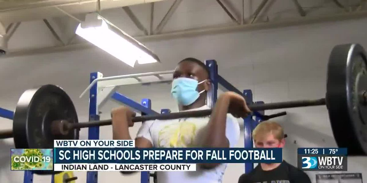 Full speed ahead to a fall high school football season at Indian Land