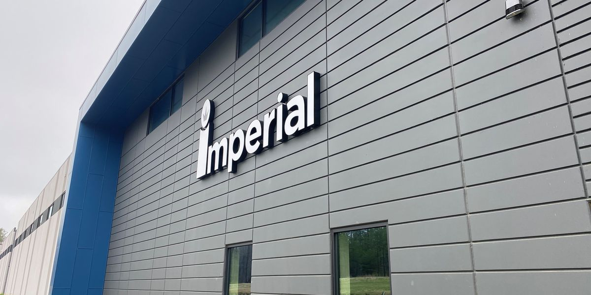 Imperial Supplies expanding warehouse operations in Salisbury