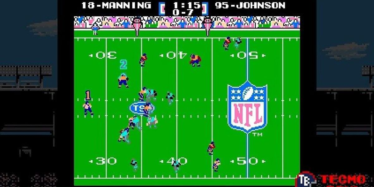 VIDEO: Panthers top Broncos in Tecmo Bowl version of Super Bowl 50