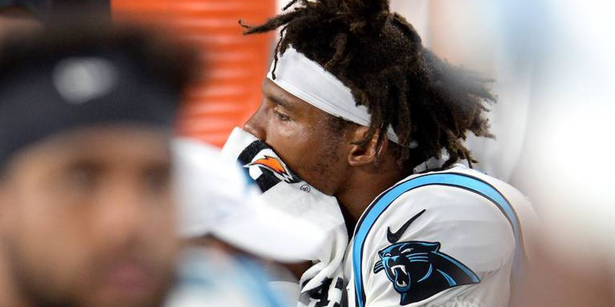 Carolina Panthers place Cam Newton on injured reserve