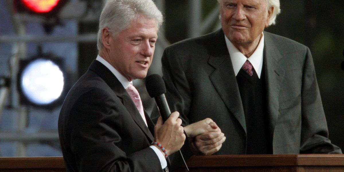 Another former president expected to pay respects to Billy Graham this week