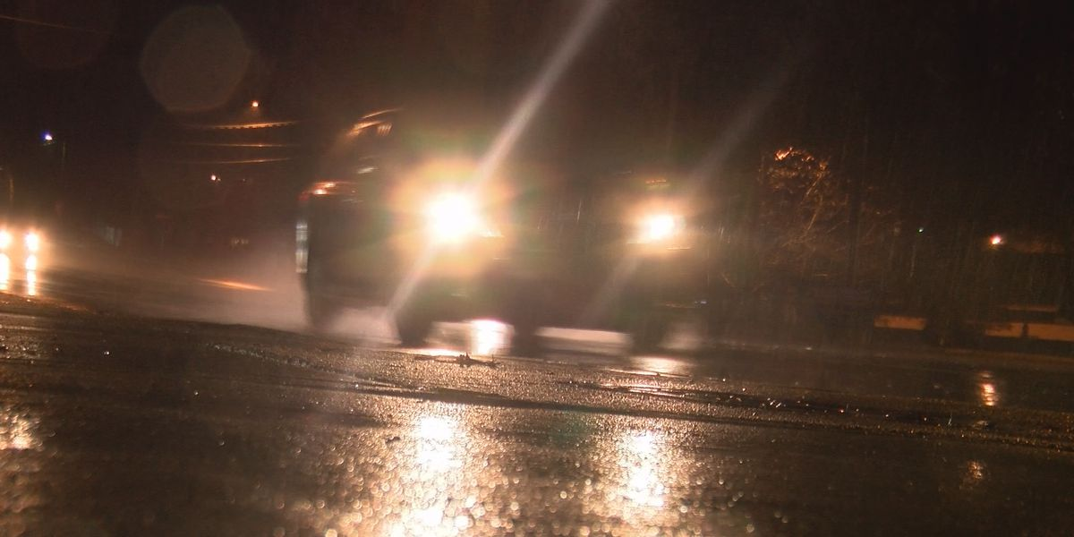 Highway Patrol, Charlotte DOT prepare for road trouble as temperatures drop Friday night