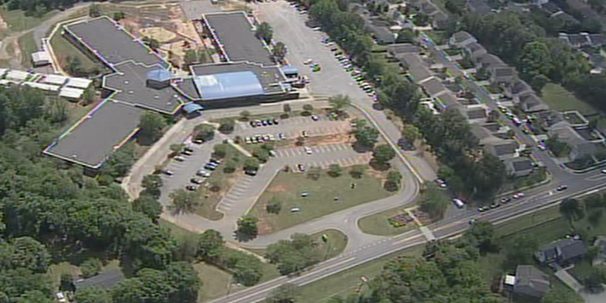 Police: Foot chase forces lockdown at David Cox Road Elementary