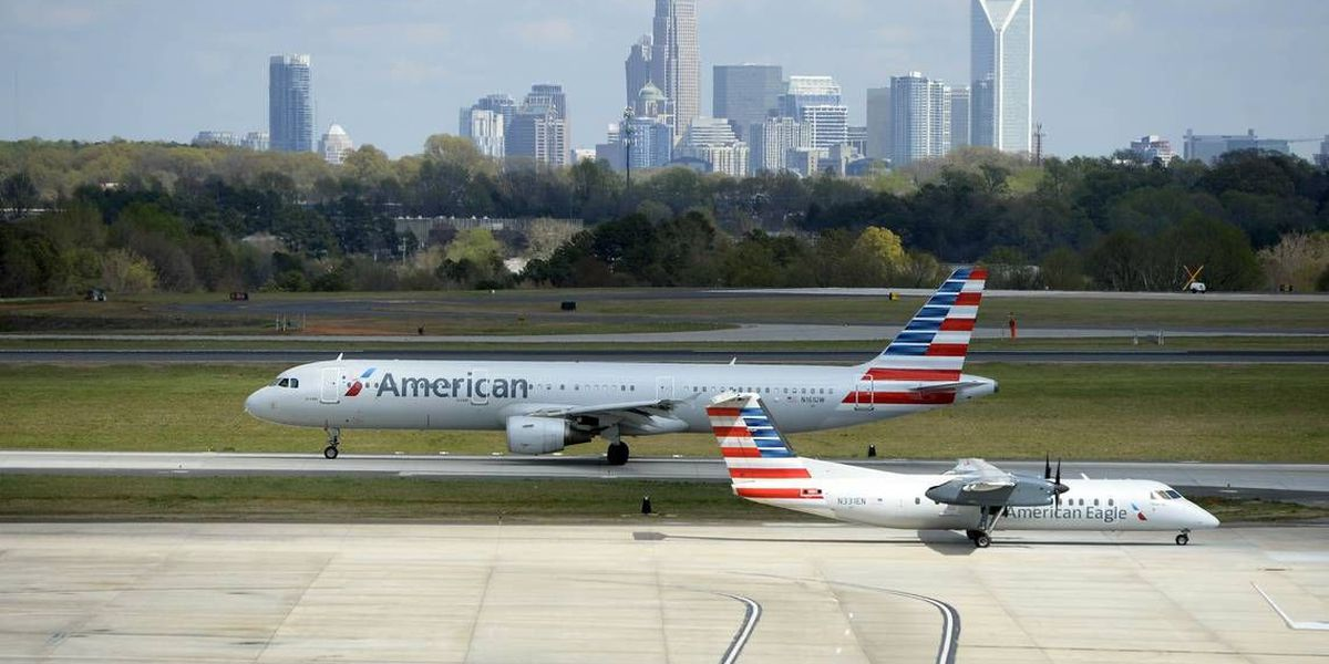 Charlotte's airport wants happy flyers, so they're making kittens available for cuddling