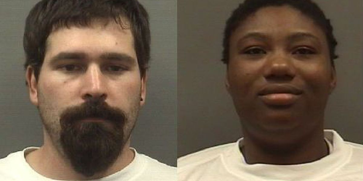 Two arrested on sex charges involving children