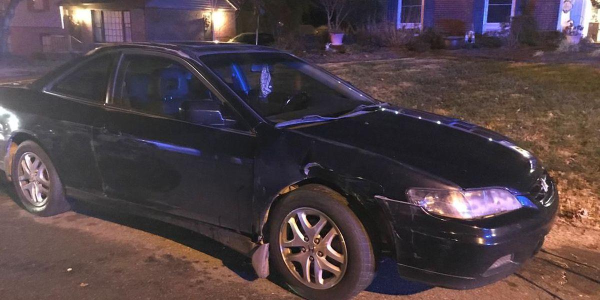 CMPD investigating car crash in east Charlotte