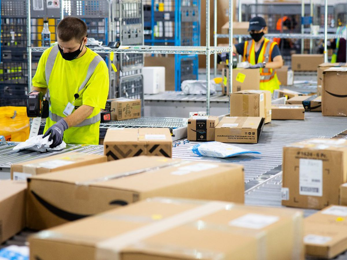 Amazon to open new fulfillment center and 2 delivery stations in Charlotte area, creating hundreds of jobs