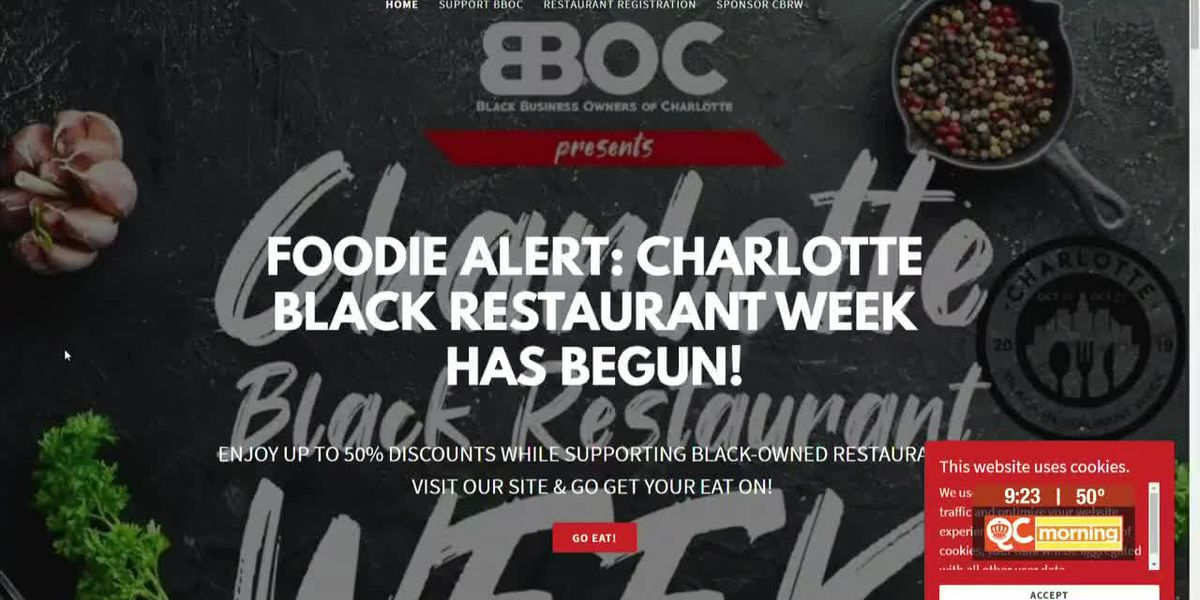 Charlotte Black Restaurant Week