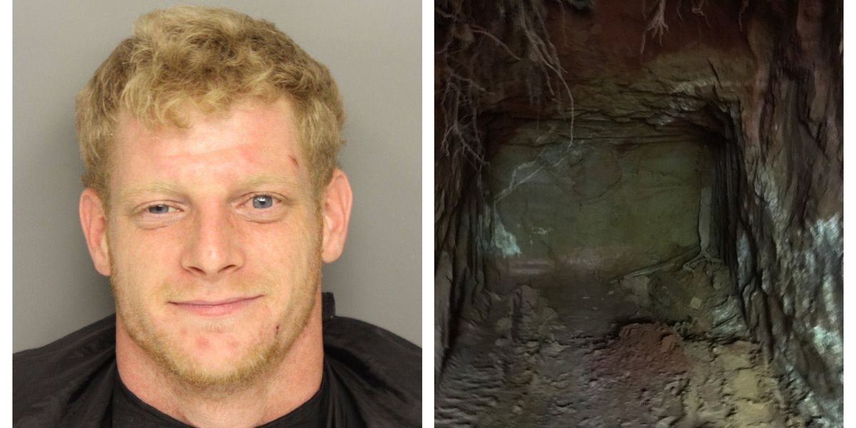 $200,000 in stolen goods found hidden in 'sophisticated tunnels' on Upstate property, deputies say