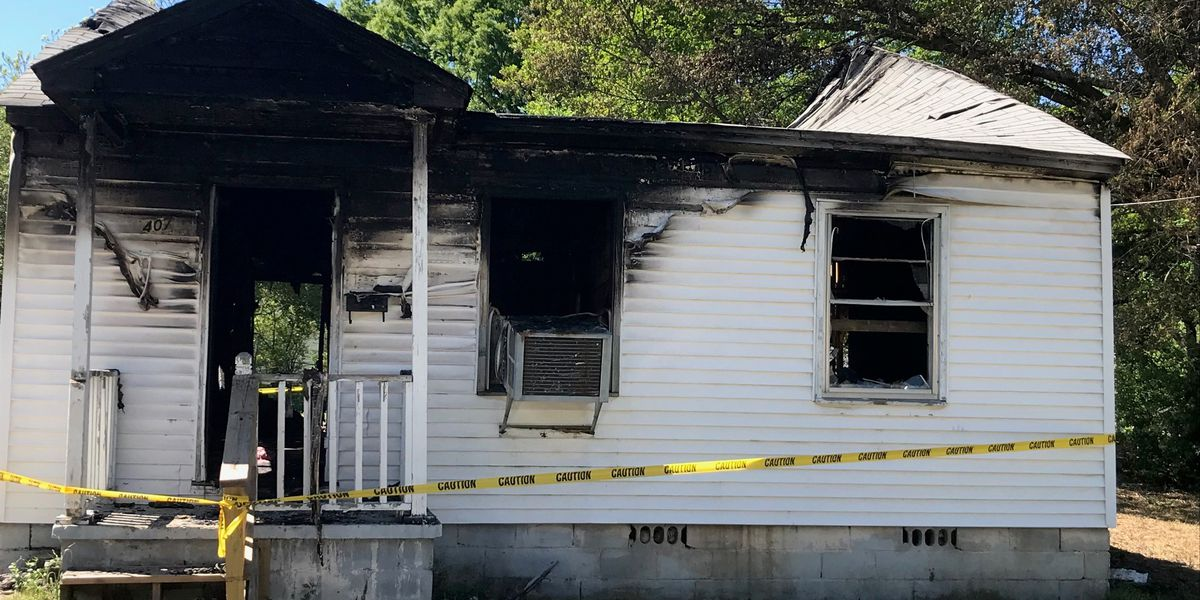 Police investigating arson at severely damaged home in Gastonia