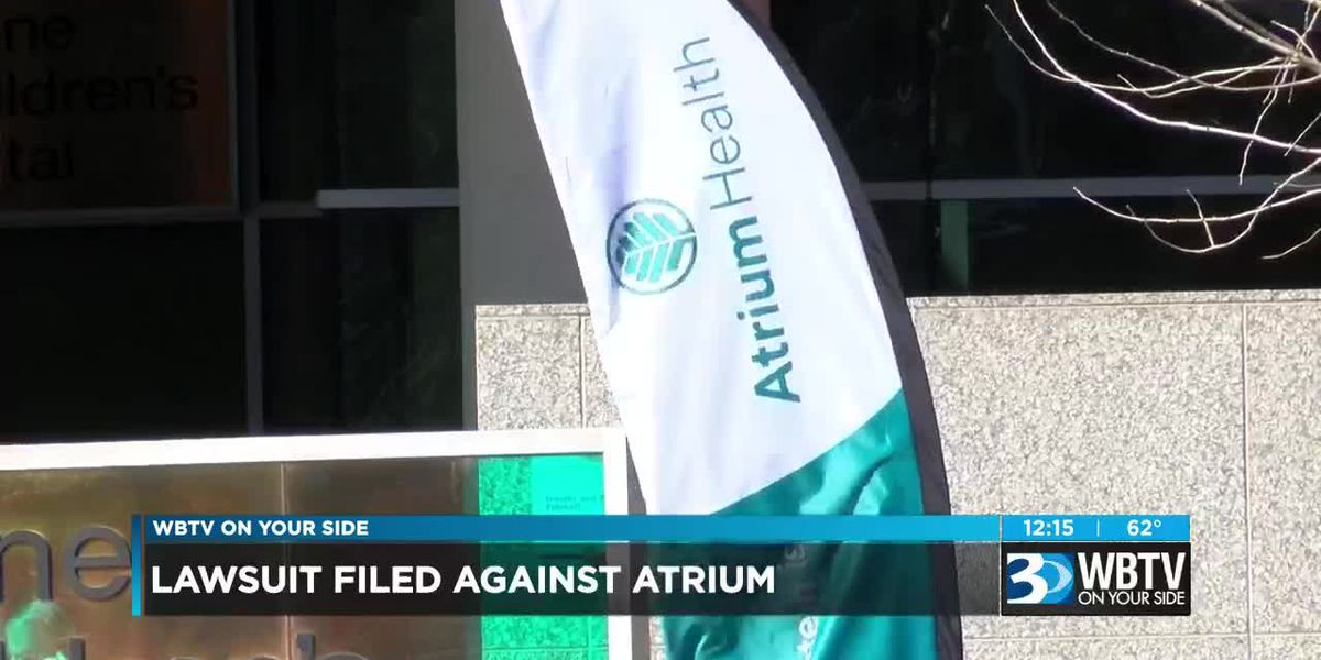 Lawsuit filed against Atrium Health