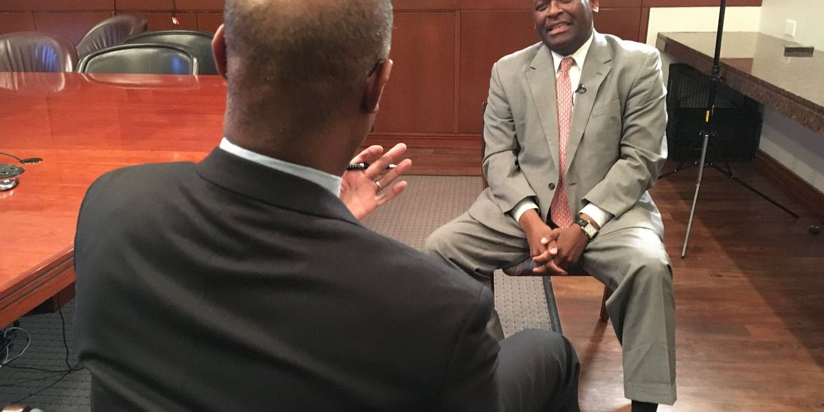 Trevor Fuller says he is ready to run for Thom Tillis' Senate Seat