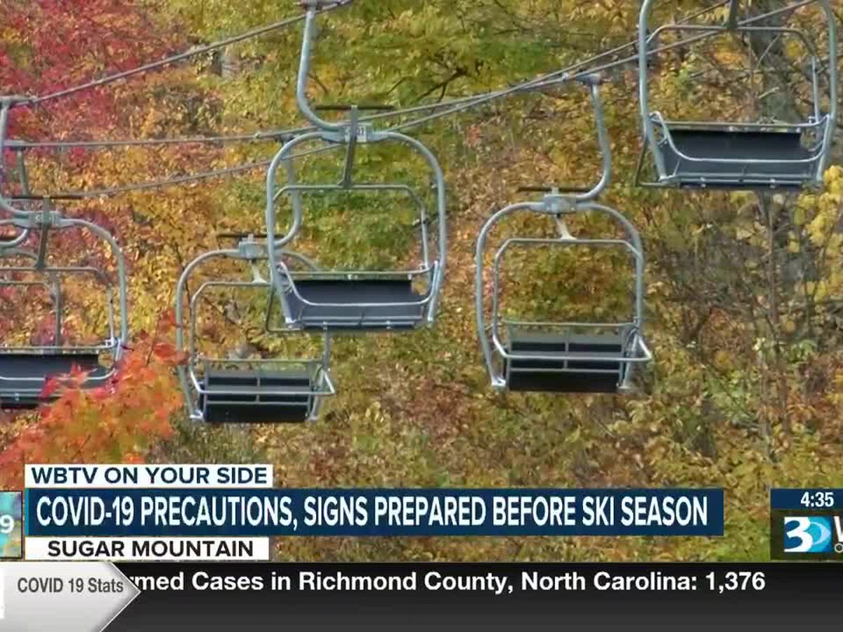 North Carolina ski areas preparing to open with COVID-19 protocols