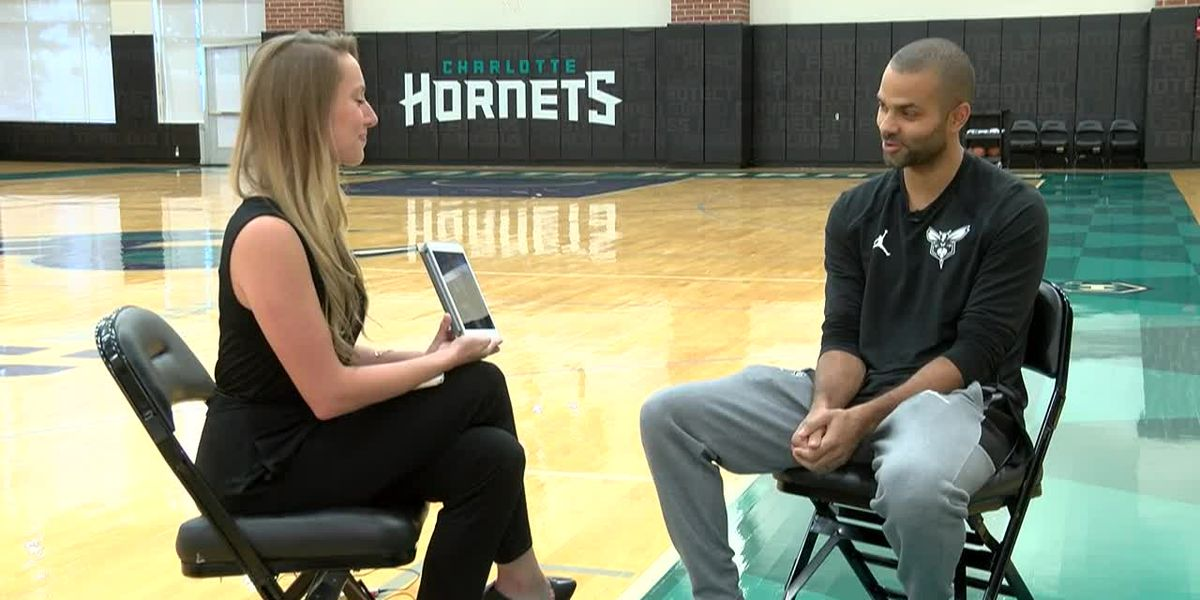 One-on-One with Tony Parker of the Charlotte Hornets, Part. 2