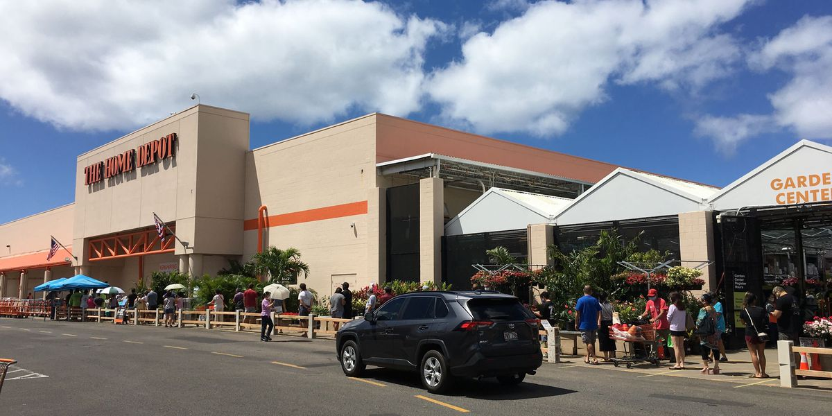 Home Depot hiring for dozens of position across Charlotte stores