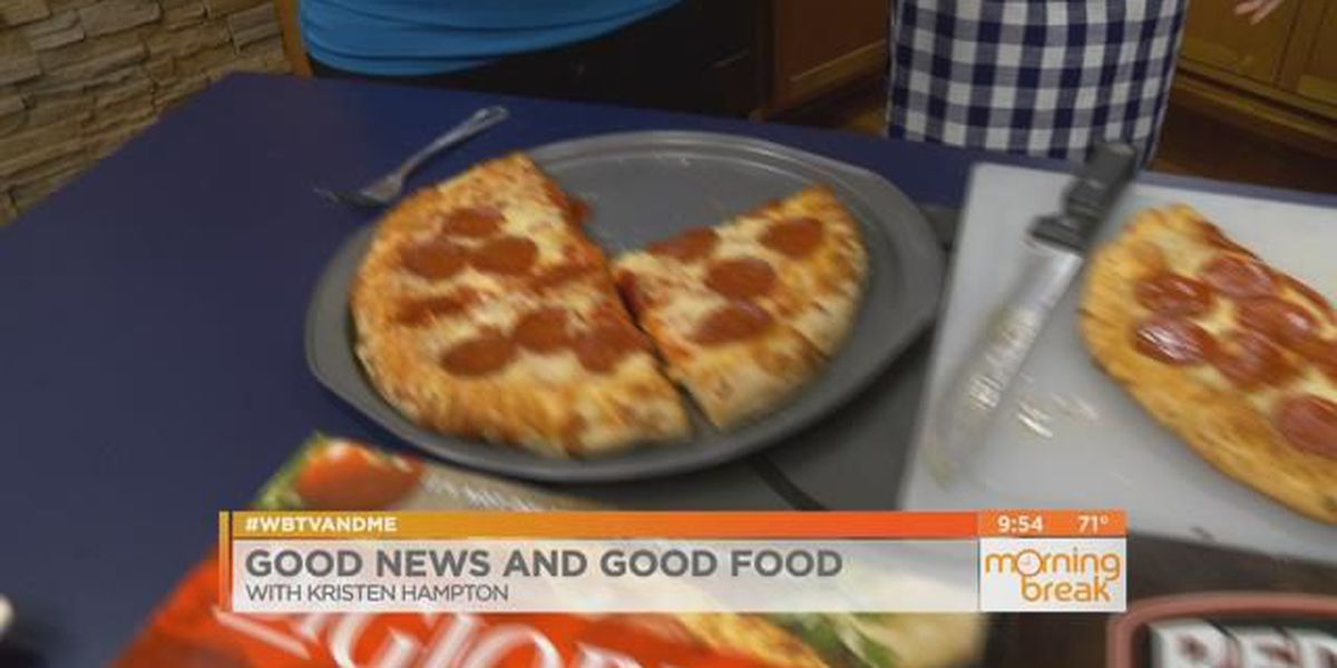 Good News and Good Food celebrates National Pizza Party Day