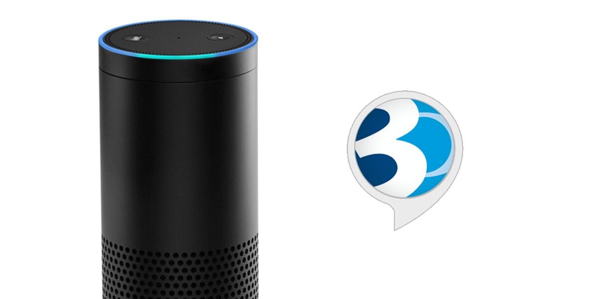 WBTV News now featured through Amazon Alexa