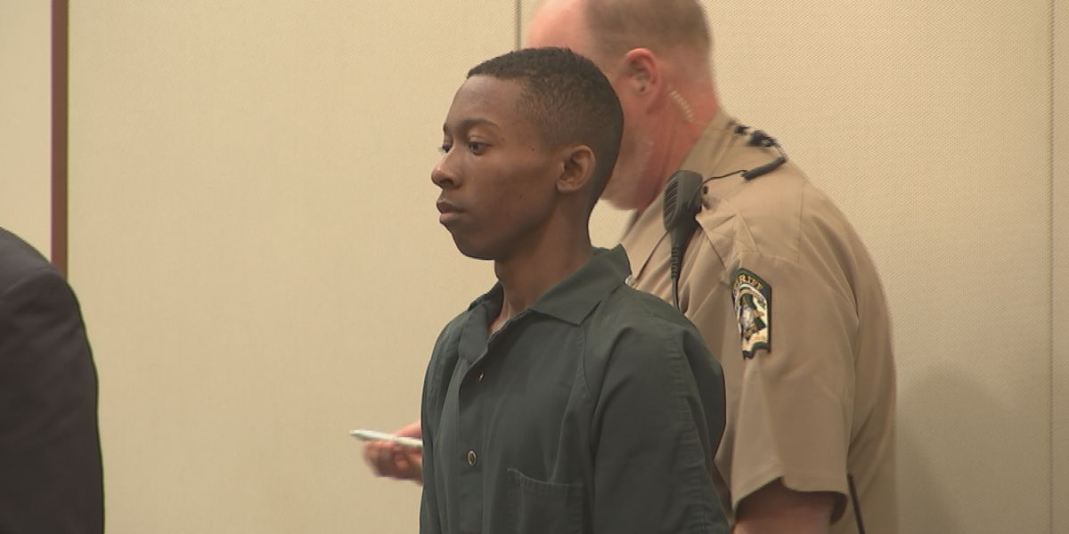 Student accused of killing classmate at Butler HS appears in court