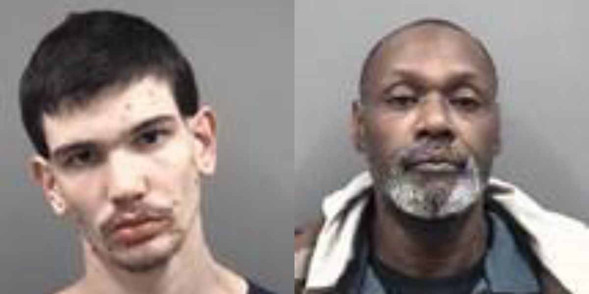 Sheriff's Office adds two men to Rowan County's Most Wanted list