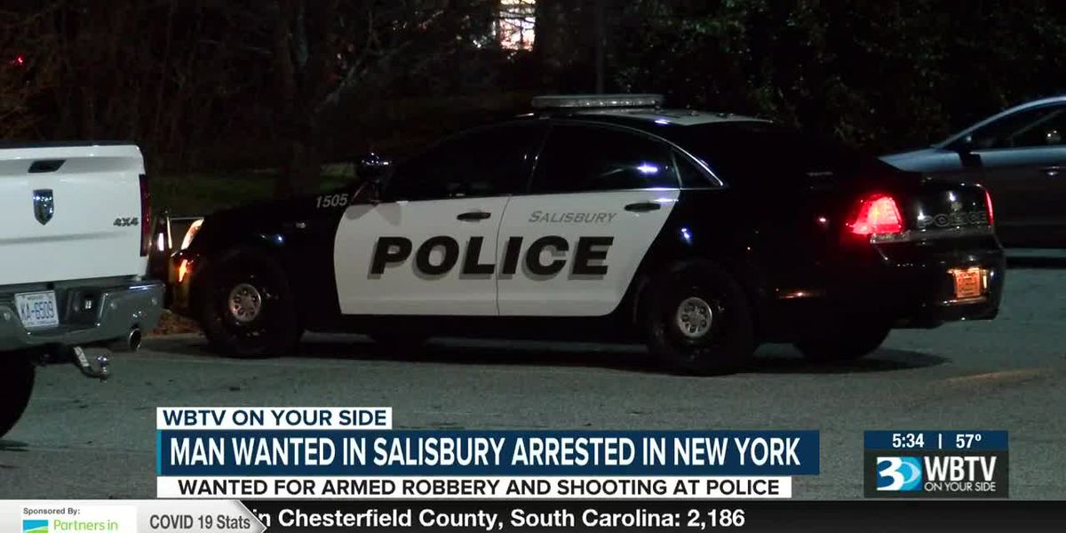 Man wanted in Salisbury arrested in New York