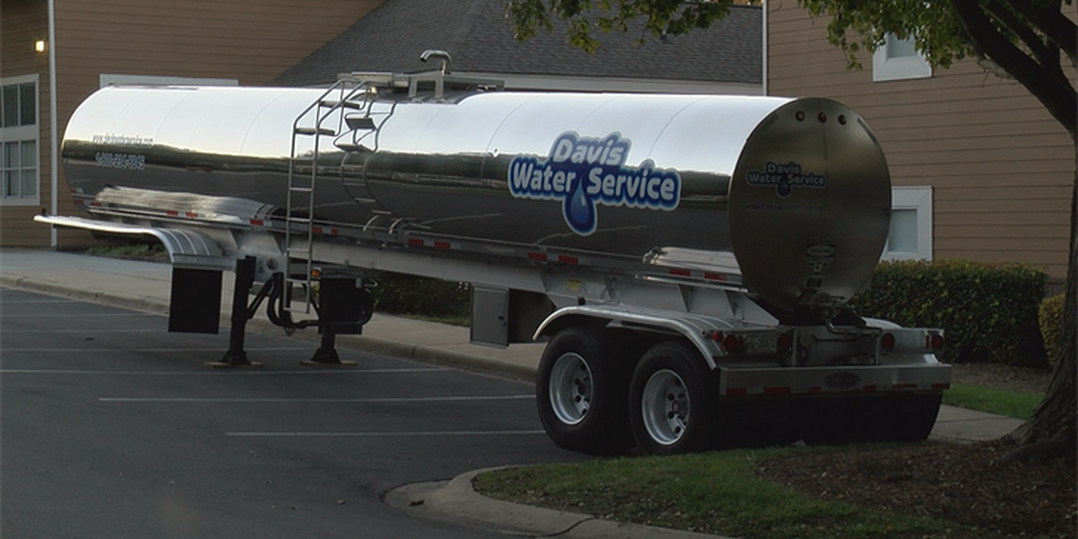Apartment complex residents face days without water during repairs