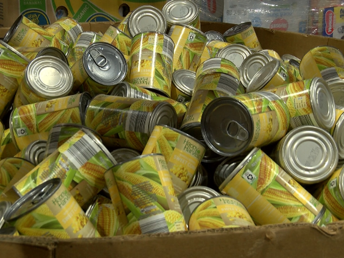 Food pantries running low on food, how you can help
