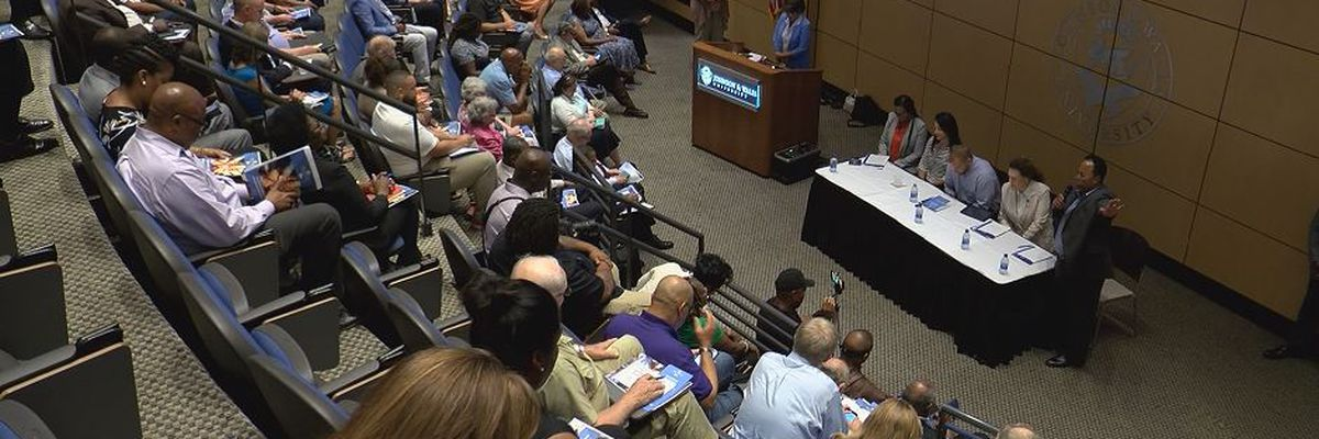 Charlotte faith leaders meet to discuss solutions as crime rises in community