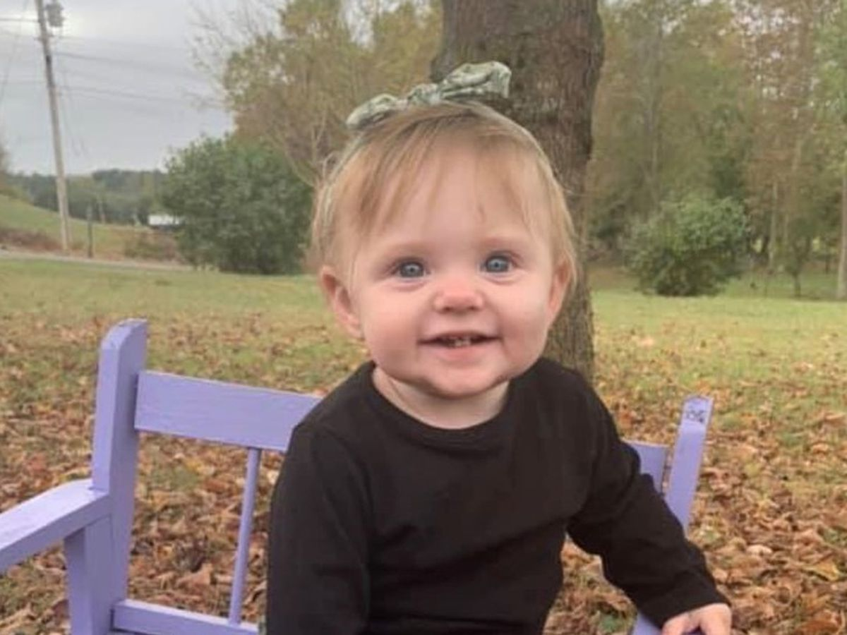 Search underway for toddler, 1, in Tennessee last seen by family two months ago