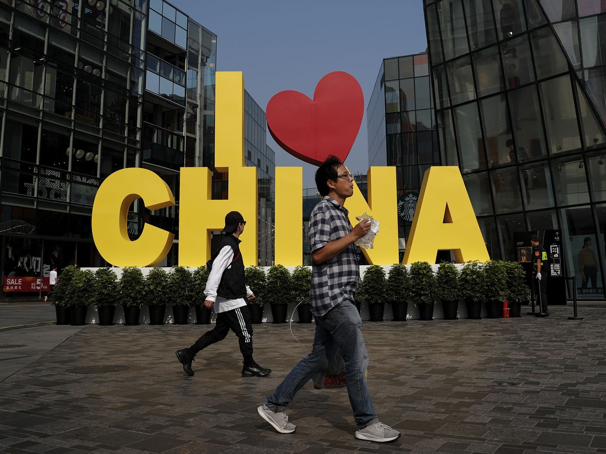 China welcomes preliminary deal in trade war it blames on US