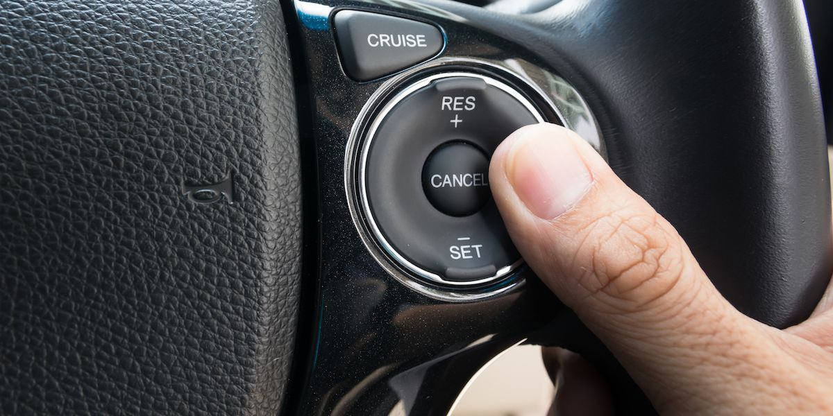 Toyota of N Charlotte's tips for using cruise control safely