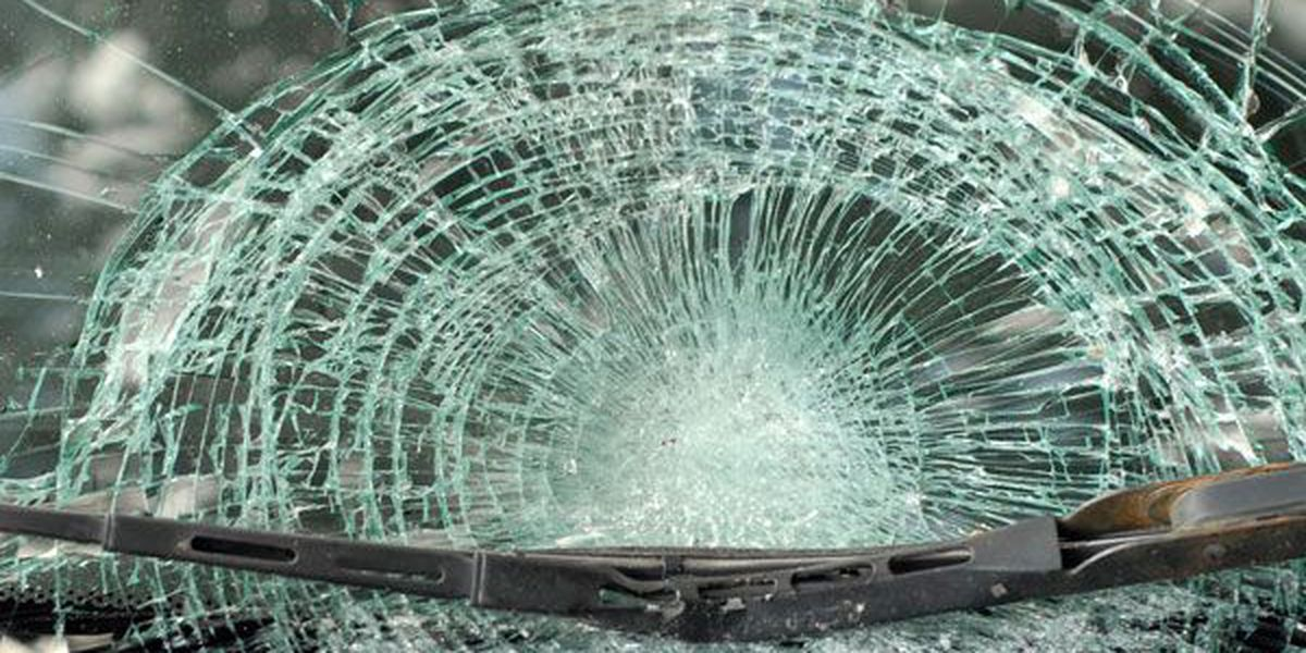 Person ejected, killed in car crash in Union County