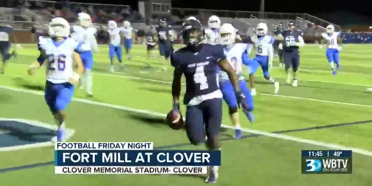Northwestern at Rock Hill, Legion Collegiate at Forest Hills, Fort Mill at Clover