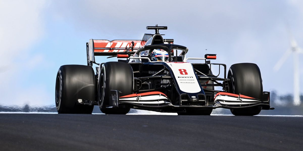 Hamilton takes the record, Kannapolis-based Haas F1 team struggles in Portugal