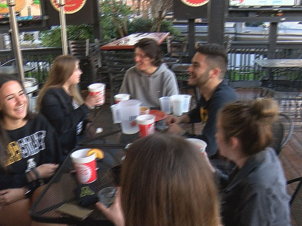App State fans revel in opportunity to watch March Madness together